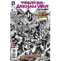 FOREVER EVIL - ARKHAM WAR 1 SKETCH VARIANT
