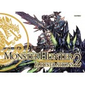 ARTBOOK MONSTER HUNTER ILLUSTRATIONS 2