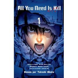 All I Need Is Kill - T 01
