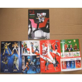 CATALOGUE TAMASHII NATIONS - AUTOMNE / HIVER