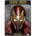 PORTFOLIO STEEL GALLERY - IRON MAN