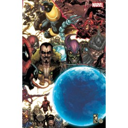 SECRET WARS : GARDIENS DE LA GALAXIE 2 VARIANTE