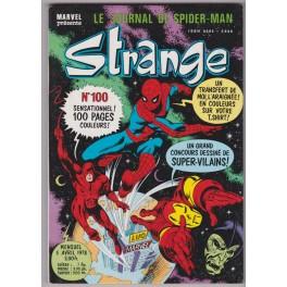 STRANGE 100
