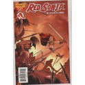 RED SONJA 25 VARIANT COVER C