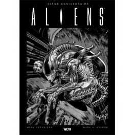 ALIENS 30TH ANNIVERSARY HC