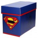 DC COMICS COMIC BOX - SUPERMAN