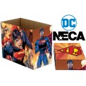 DC COMICS COMIC BOX COLLECTOR - SUPERMAN EN VOL