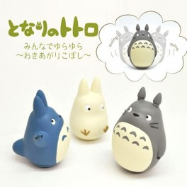 MY NEIGHBOR TOTORO OKIAGARI-KOBOSHI - SET OF 3