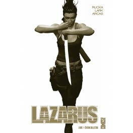 LAZARUS 1 EDITION COLLECTOR
