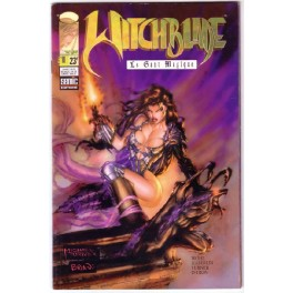 WITCHBLADE 1 à 27 SERIE COMPLETE