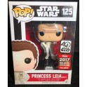 POP ! 125 STAR WARS - LEIA [Hoth] EXCLUSIVE