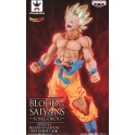 DRAGON BALL Z FIGURE - BLOOD OF SAIYANS - SON GOKU