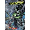 THE NEW 52 : JUSTICE LEAGUE 10