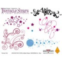 TATOUAGES TEMPORAIRES TWINKLE STARS