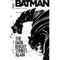 BATMAN - DARK KNGIHT STRIKES AGAIN + DVD / BRD