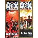 AVENGERS VS X-MEN / AVX BOOKMARK