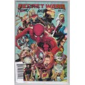 SECRET WARS 1 DF EXCLUSIVE VARIANT COVER SIGNED MZ