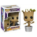 POP ! 65 GUARDIANS OF THE GALAXY - DANCING BABY GROOT 1st ED.