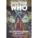 DOCTOR WHO - LES NOUVELLES AVENTURES DU 10E DOCTEUR T02 - LES ANGES PLEUREURS DE MONS