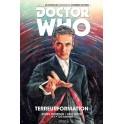 DOCTOR WHO - LES NOUVELLES AVENTURES DU 12E DOCTEUR T01 - TERREURFORMATION