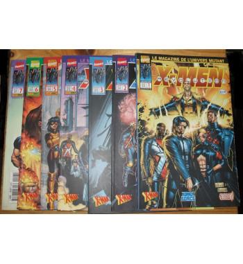 X-MEN REVOLUTION 1 TO 14...
