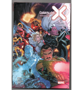 DAWN OF X 12 COLLECTOR