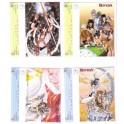 RG VEDA 4 INDEX CARDS 0490