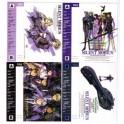 SILENT MOBIUS 4 INDEX CARDS 0691